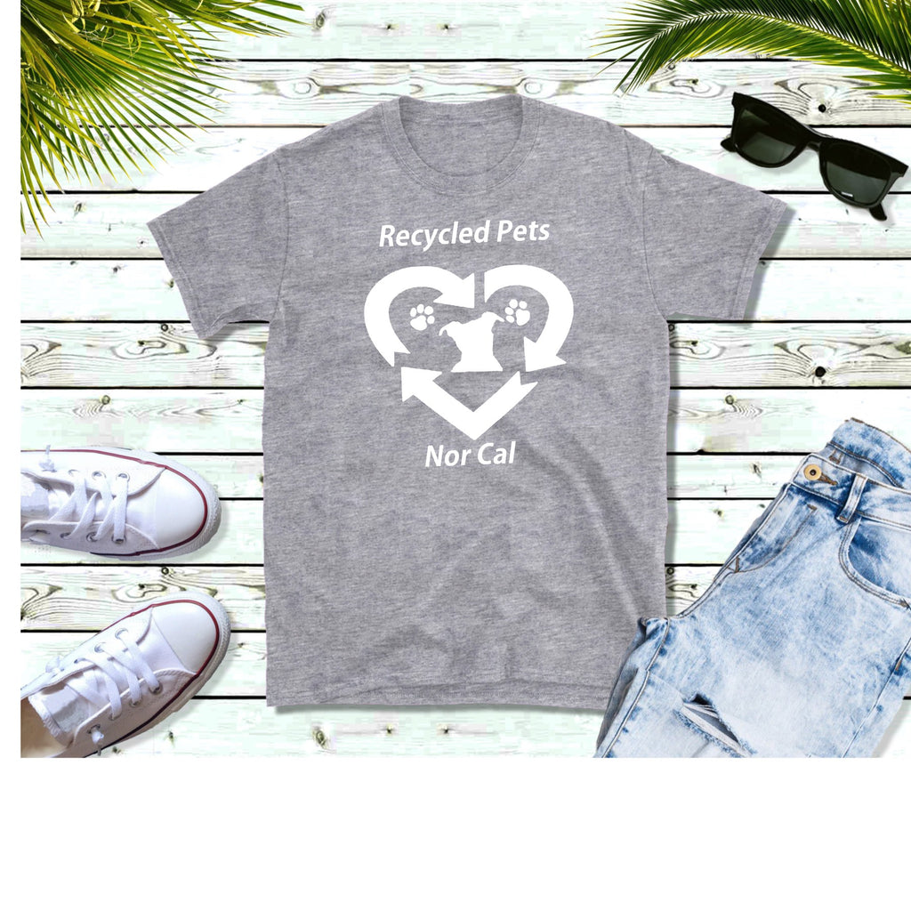 Recycled Pet Large Logo Unisex - Ruff Life Rescue Wear