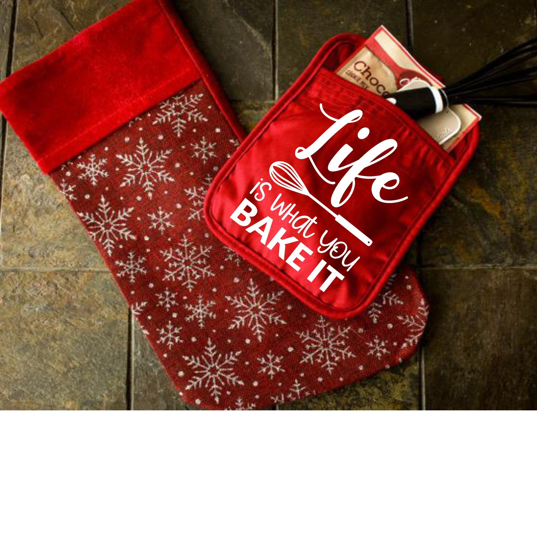 Pocket Hot Pad/Pot Holder With Funny Sayings To Choose From! - Ruff Life Rescue Wear