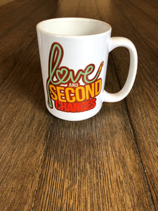 Love & Second Chances Coffee Mug - Ruff Life Rescue Wear