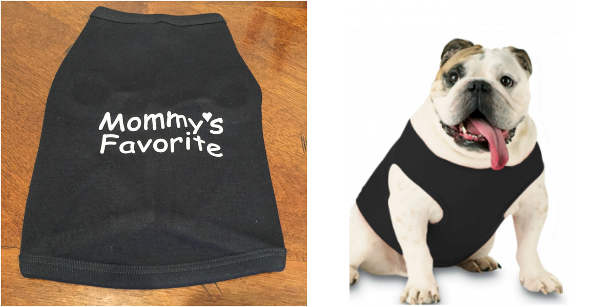Mommy's Favorite -Doggie Tee