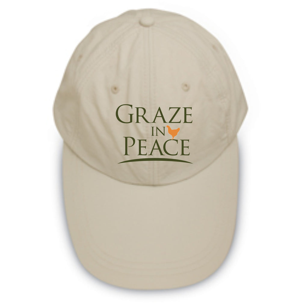 Graze in Peace Sunshield Extra Long Visor - Ruff Life Rescue Wear