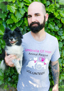 Umbrella of Hope Unisex - Ruff Life Rescue Wear