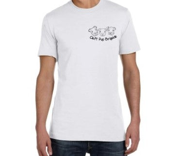 Cleft Pup Brigade Unisex Small Logo