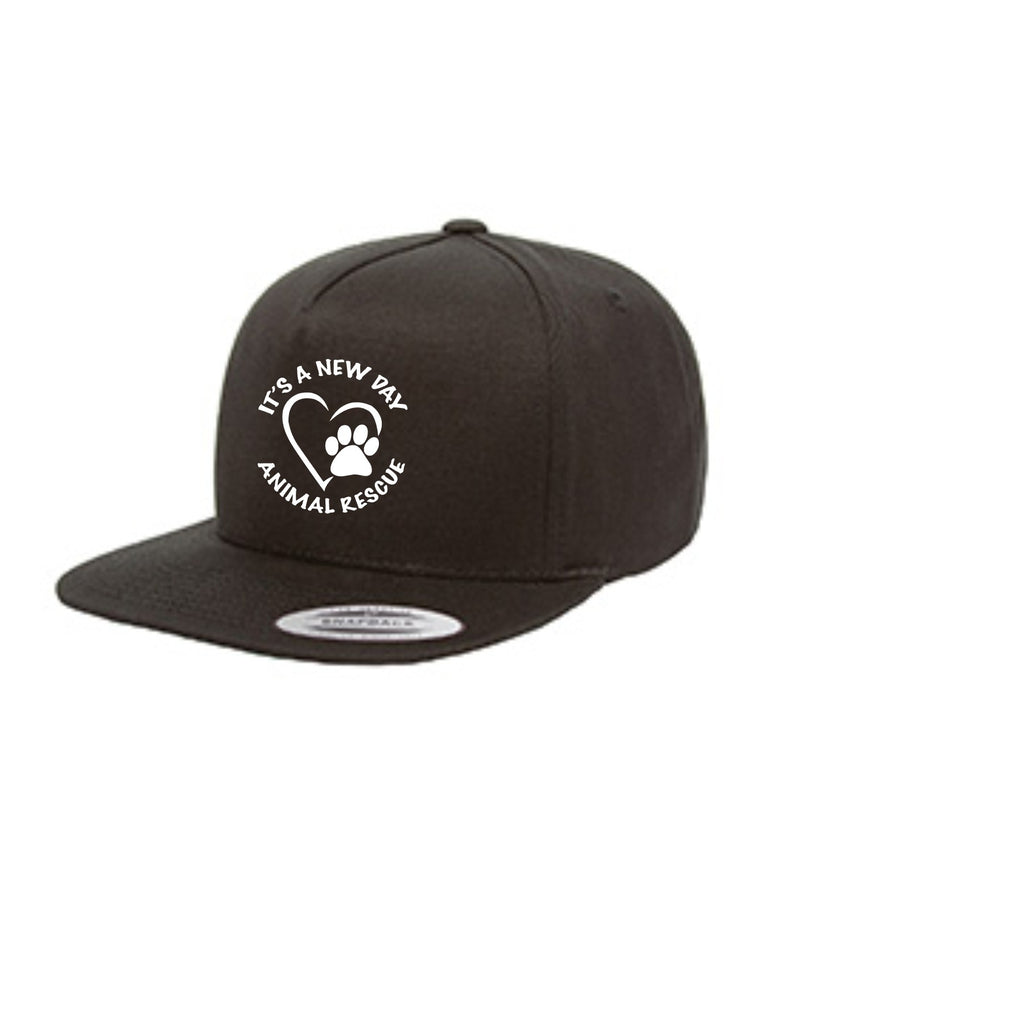 It's A New Day Cap - Ruff Life Rescue Wear