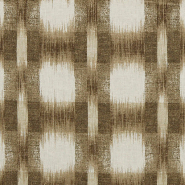 Plaid Ikat