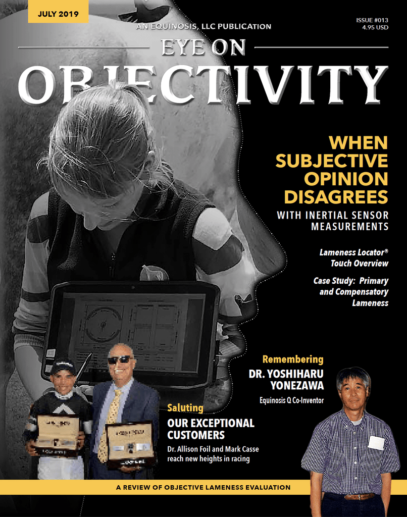 Eye on Objectivity: July 2019