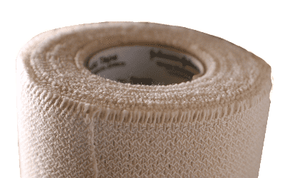Equinosis Consumables Elastikon (Elastic Tape Roll, 2'' wide by 2.5 Yards)