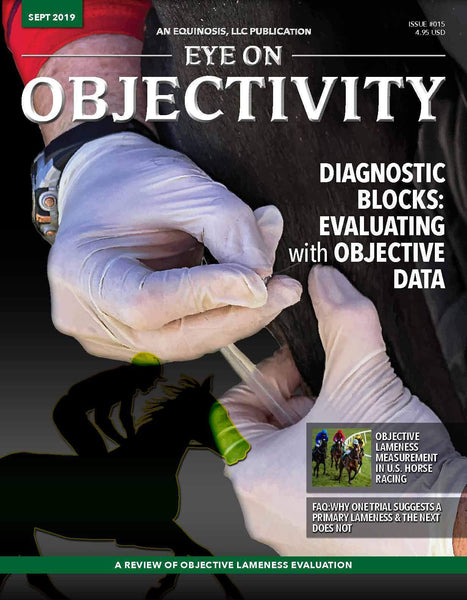 Equinosis Information Eye on Objectivity Annual Subscription