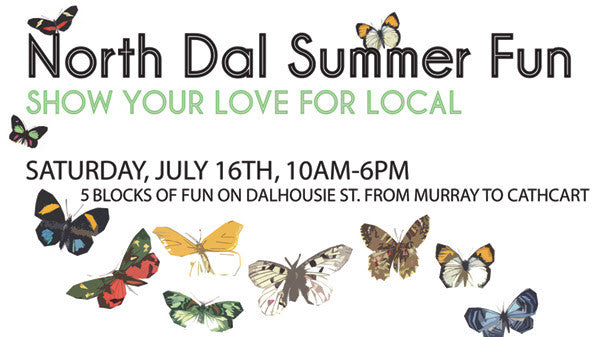 Don't miss North Dal Summer Fun Day this Saturday!