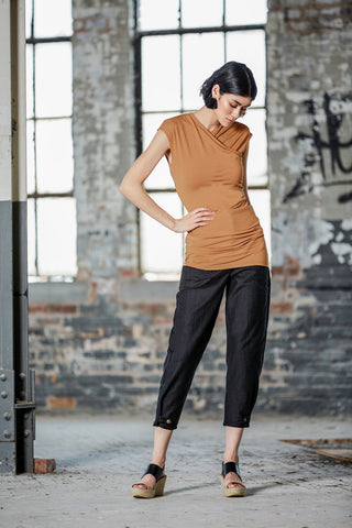 MES103 Top by Melow par Melissa Bolduc, double layer top, two pieces, colour not available