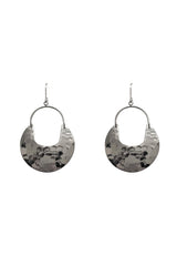 BP-20002/Hammered earrings