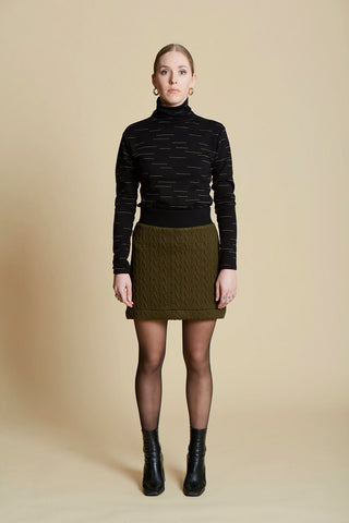 Bayan Pencil Skirt