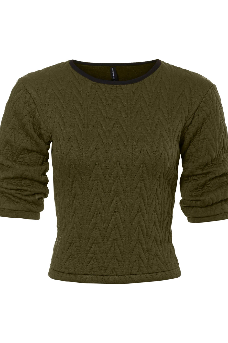 Bess Cropped Sweater