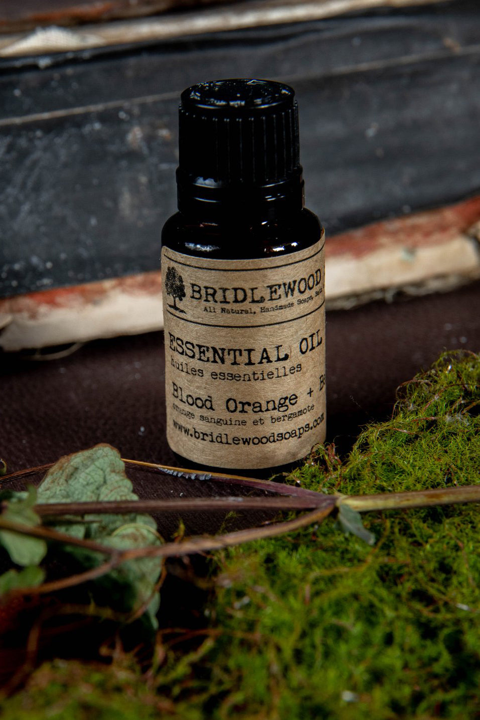 BRIDLEWOOD SOAPS Essential Oil Blends - Blood Orange & Bergamot