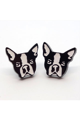 Lili0372 Boston Terrier Creations Lilipop Studs