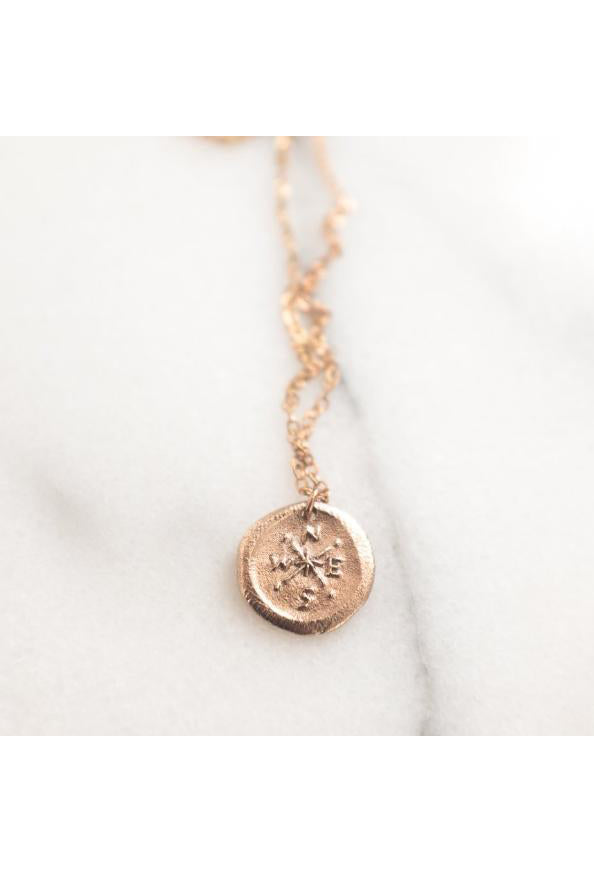 Coin Necklace - 2 options