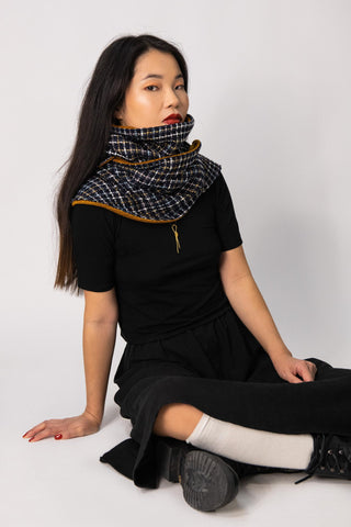 Dandurand Scarf - Several Colour options