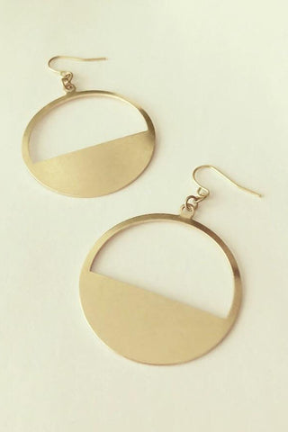 Barna Earrings