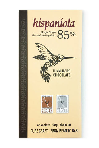 Hispaniola 85% Dark Chocolate Bar