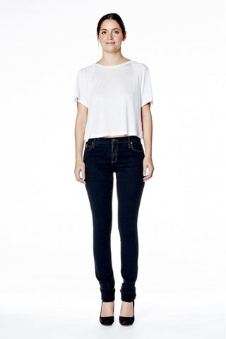 High Rise Skinny Yoga Jean - Ink