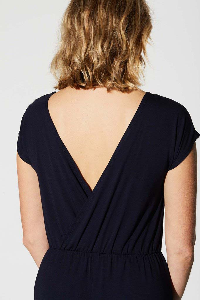 Venice Jumpsuit by Cherry Bobin Back Detail