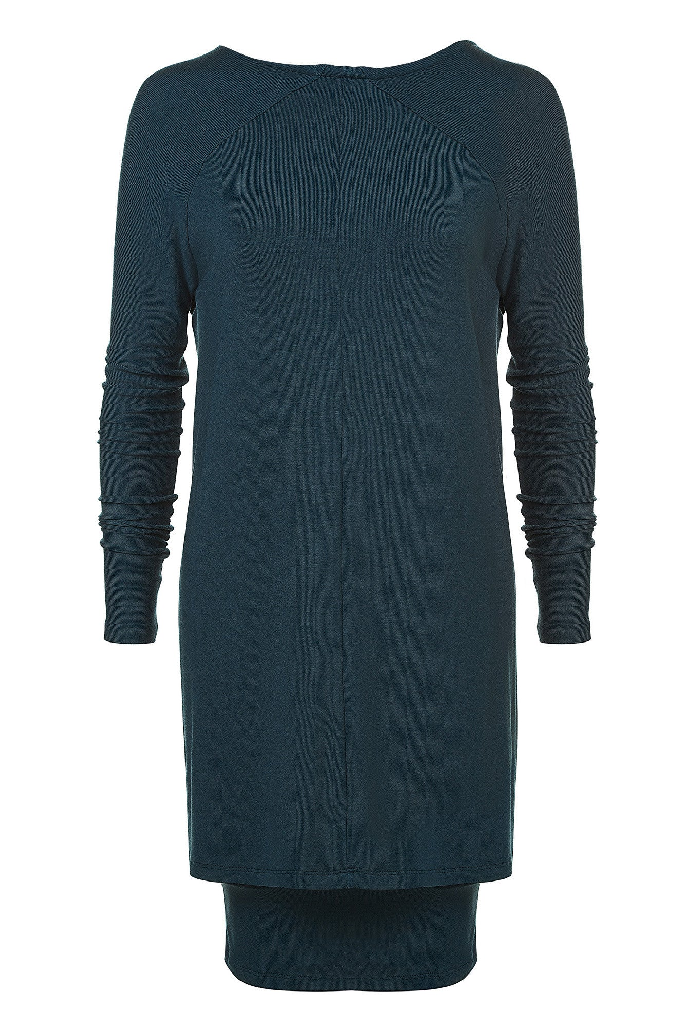 Usman Dress by Melow, reversible, double-layered, jersey, sizes XS to XXL, made in Montreal.