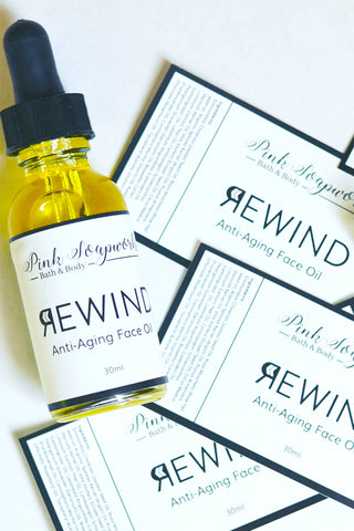 Rewind Face Oil