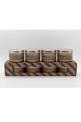 Original Collection Gift Box Hearth, Yoga, Sitka & Rosewood Candles