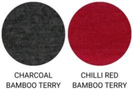 EMK Ramona Bamboo Terry Cardigan - Colour Swatches FW2020/2021