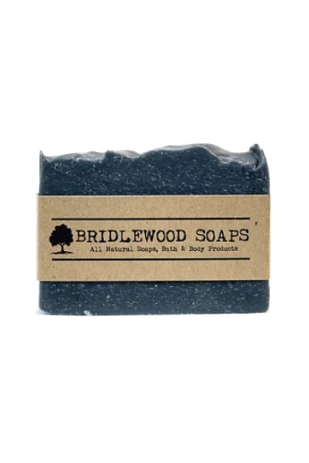 BRIDLEWOOD SOAPS Avocado Charcoal Soap Bar