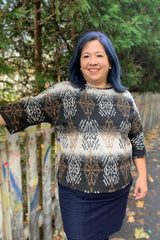 Andes Boatneck Tunic Top