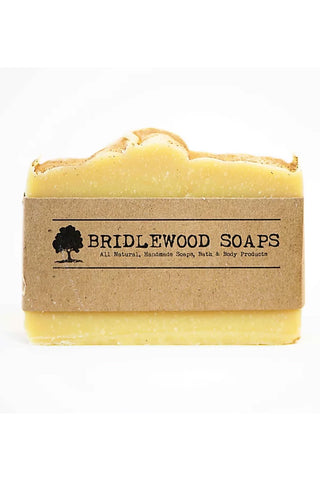 BRIDLEWOOD SOAPS Apple Cider Soap Bar