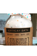 Birthday Bath - Bath Soak