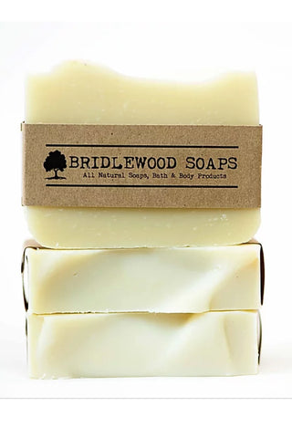 BRIDLEWOOD SOAPS Beer Soap Bar (stacked)