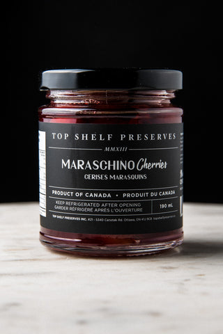 Maraschino Cherries - available only for curbside or in store pick up
