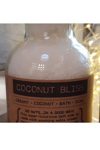Coconut Bliss - Bath Soak