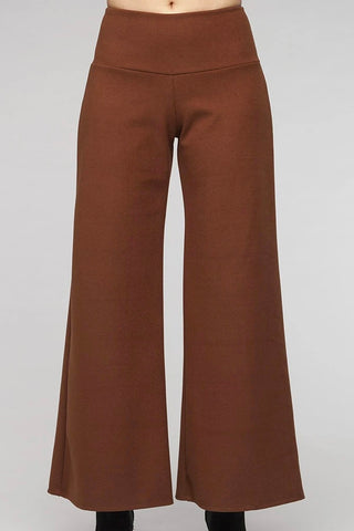 Darius Pants Kollontai FW 20/21 Brown front view available in sizes XS to XL