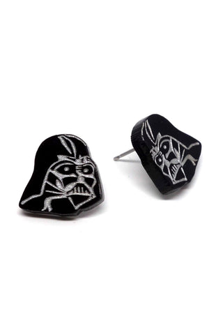 Lili0354 Star Wars Darth Vader Earrings
