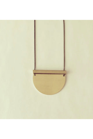 Slik V Necklace