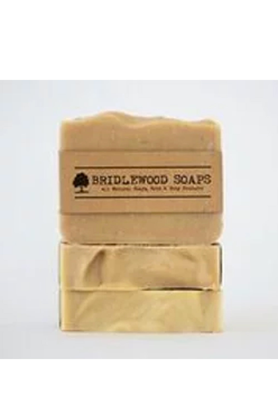 BRIDLEWOOD SOAPS Green Tea Shampoo Bar