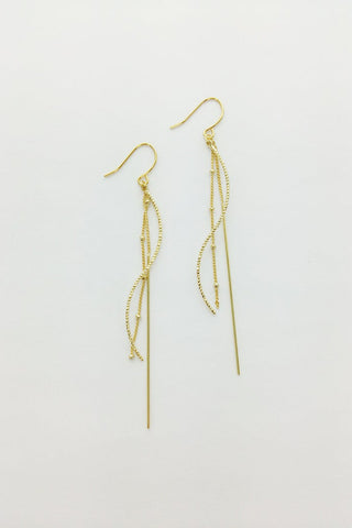 Chain Dangle Drop Earring