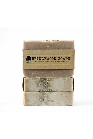 BRIDLEWOOD SOAPS Lemon Lavender Soap Bar