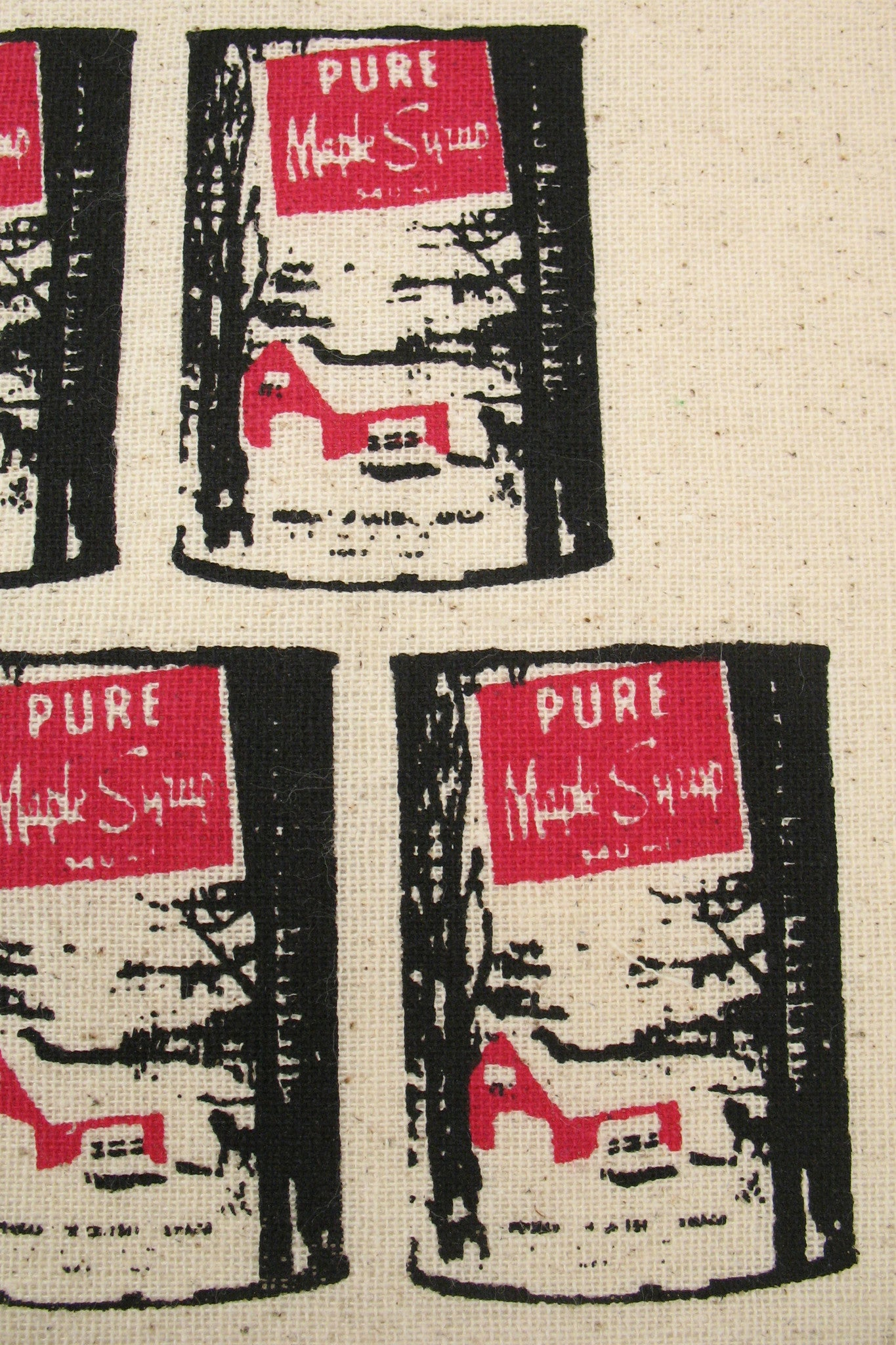 Maple Syrup Tea Towel