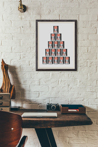 Maple Tower Print