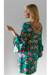 Mary Dress by Copious, back view, colour not available