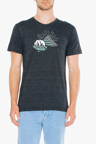 Loon & Lake - Athletic Grey Men's Tee