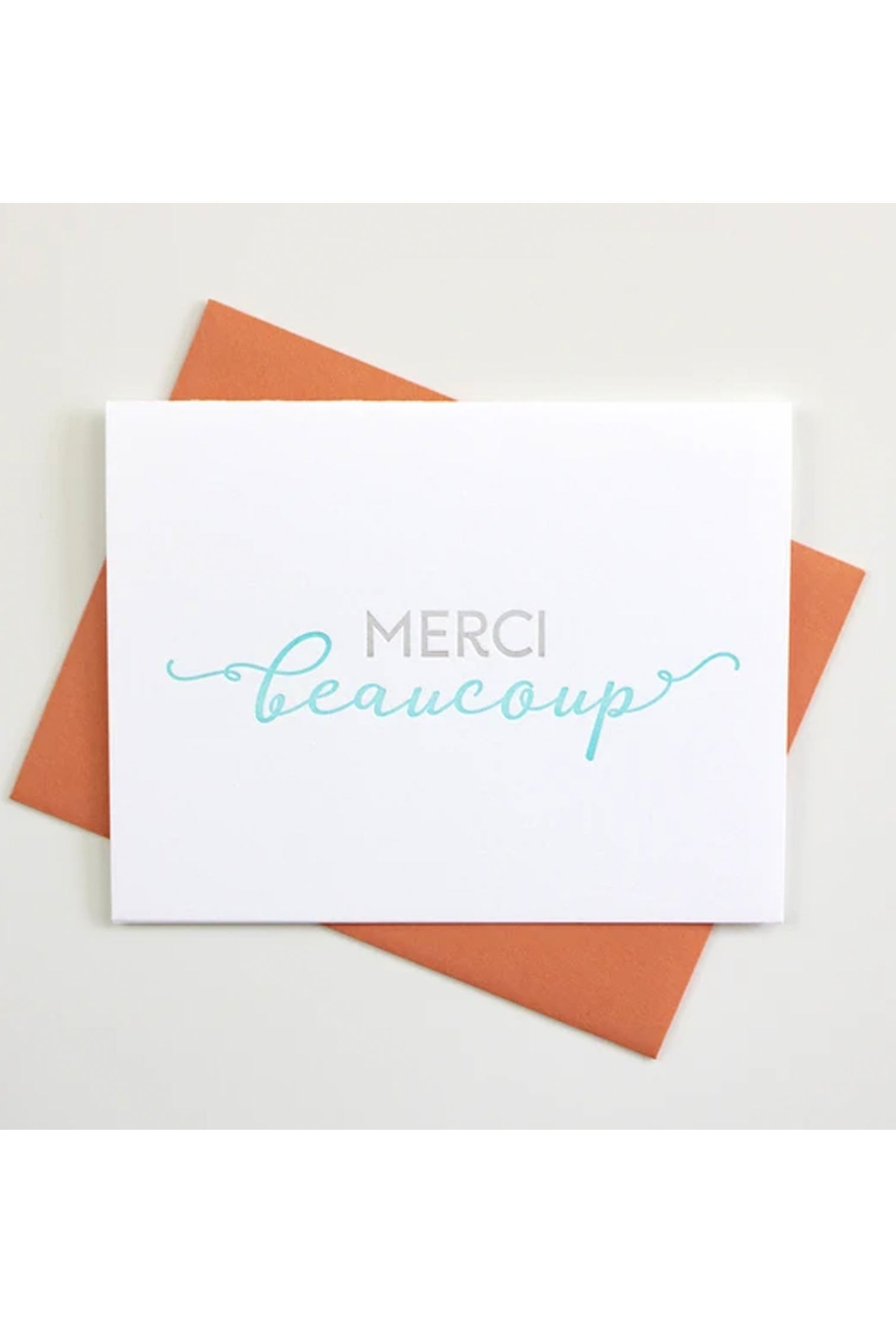 Merci Beaucoup Inkwell Originals Card