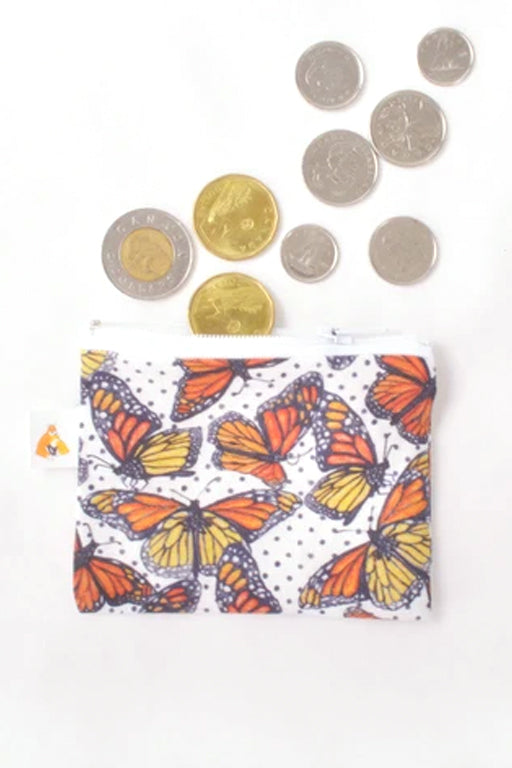 Gold and Ginger Coin Purses - 7 OPTIONS