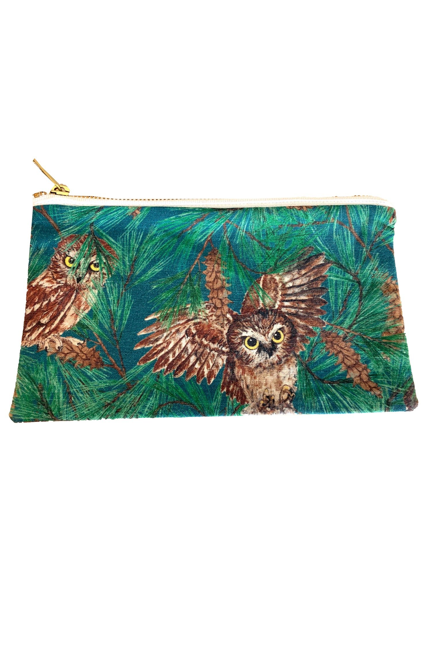 Gold and Ginger Pencil Case - 6 OPTIONS