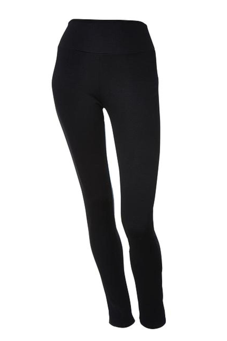 Melow par Melissa Bolduc Percy Pant in black PDR, sizes XS to XXL. Made in Montreal.